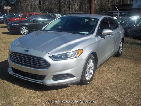 Ford Fusion For Sale In Macon GA Carsforsalecom - Ford macon ga