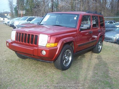2006 Jeep Commander for sale in Macon, GA