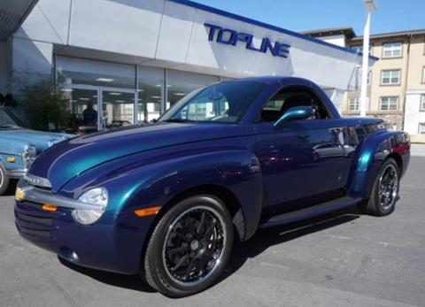 2005 Chevrolet SSR for sale in San Mateo, CA