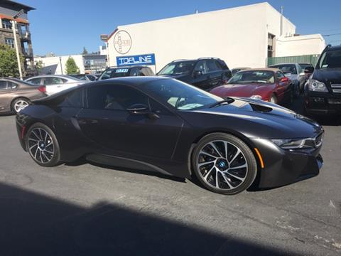 2015 BMW i8 for sale in San Mateo, CA