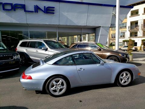 1996 Porsche 911 for sale in San Mateo, CA