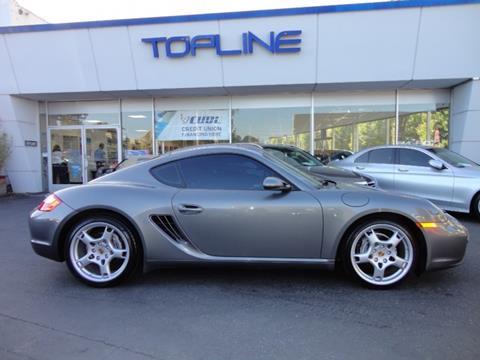 2007 Porsche Cayman for sale in San Mateo, CA