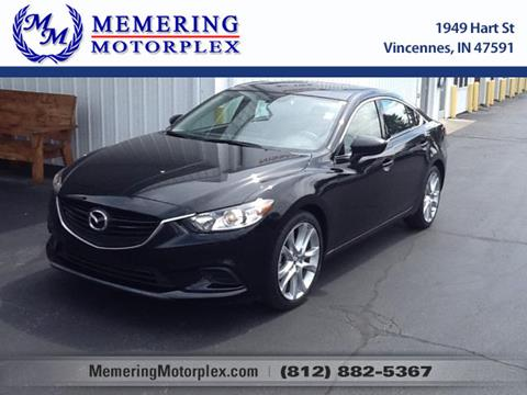 2016 Mazda MAZDA6 for sale in Vincennes, IN