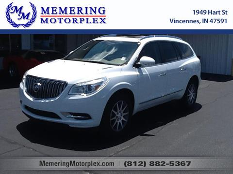 2016 Buick Enclave for sale in Vincennes, IN