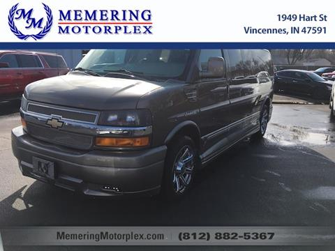 2013 Chevrolet Express Cargo for sale in Vincennes, IN