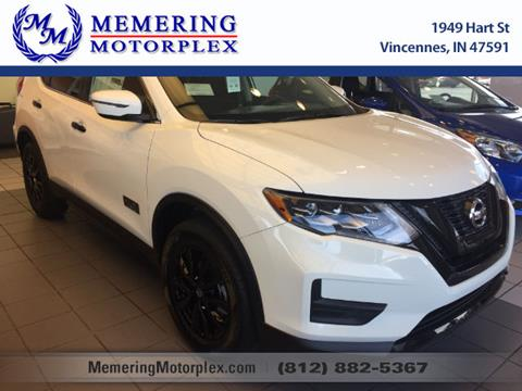 2017 Nissan Rogue for sale in Vincennes, IN