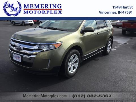 2013 Ford Edge for sale in Vincennes, IN