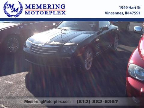 2005 Chrysler Crossfire for sale in Vincennes, IN