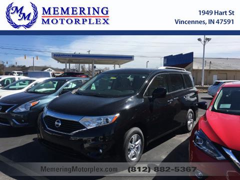 2016 Nissan Quest for sale in Vincennes, IN