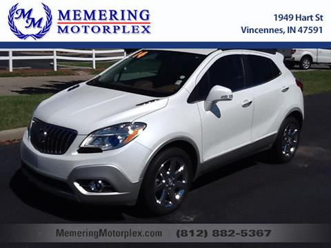 2014 Buick Encore for sale in Vincennes, IN
