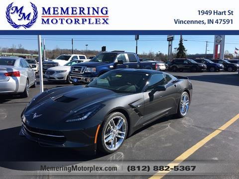 2017 Chevrolet Corvette for sale in Vincennes, IN