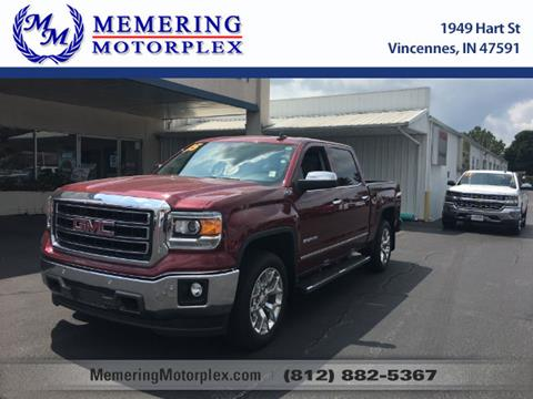 2015 GMC Sierra 1500 for sale in Vincennes, IN