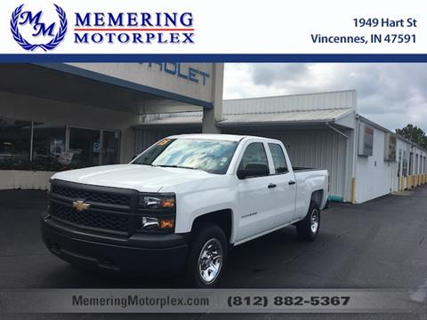 2015 Chevrolet Silverado 1500 for sale in Vincennes, IN