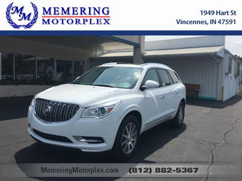 2017 Buick Enclave for sale in Vincennes, IN