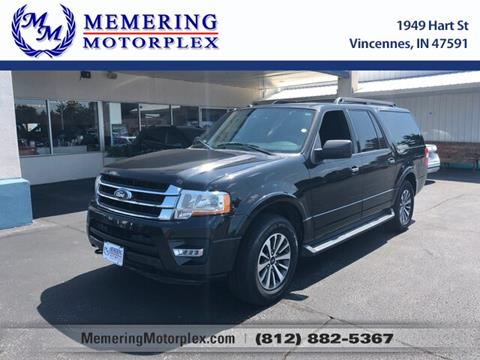 2015 Ford Expedition EL for sale in Vincennes, IN