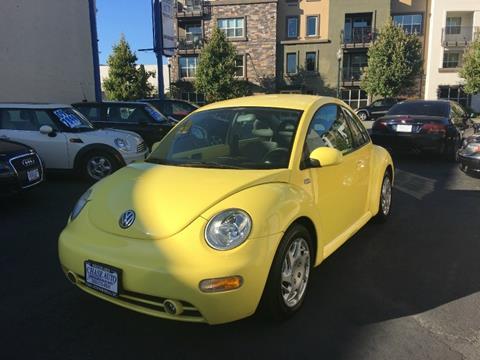 2001 Volkswagen New Beetle for sale in San Mateo, CA