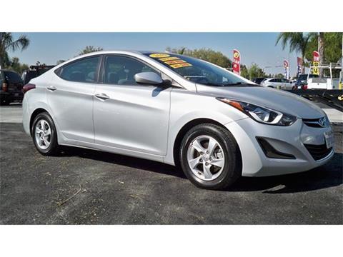 2015 Hyundai Elantra for sale in Antioch, CA