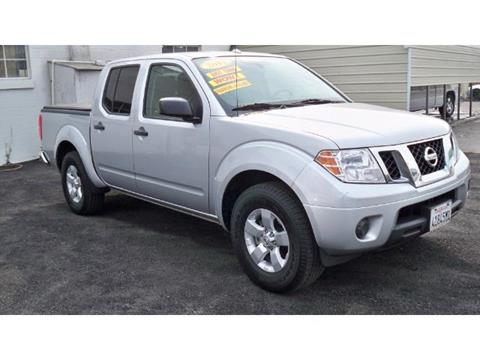 2013 Nissan Frontier for sale in Antioch CA