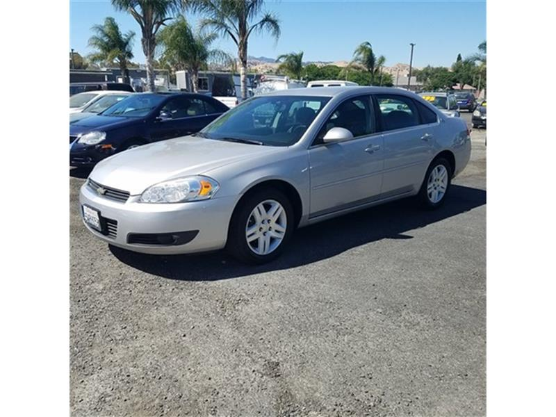 2007 Chevrolet Impala For Sale At Fresh Start Automobiles Inc. In Antioch CA
