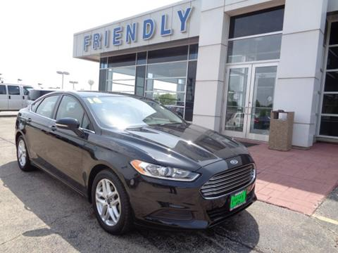 2014 Ford Fusion for sale in Roselle, IL