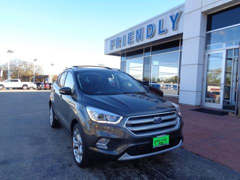 2017 Ford Escape for sale in Roselle, IL