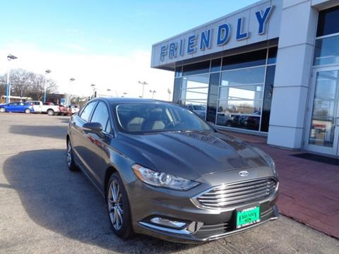 2017 Ford Fusion for sale in Roselle IL
