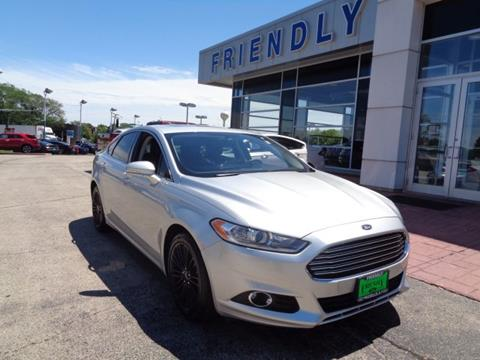 2016 Ford Fusion for sale in Roselle, IL