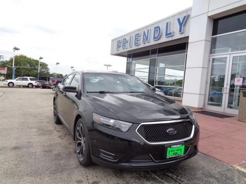 2016 Ford Taurus for sale in Roselle, IL
