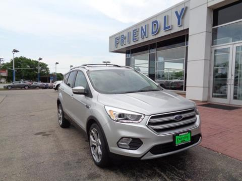 2017 Ford Escape for sale in Roselle IL