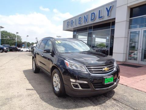 2014 Chevrolet Traverse for sale in Roselle, IL