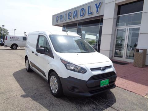 2017 Ford Transit Connect Cargo for sale in Roselle IL