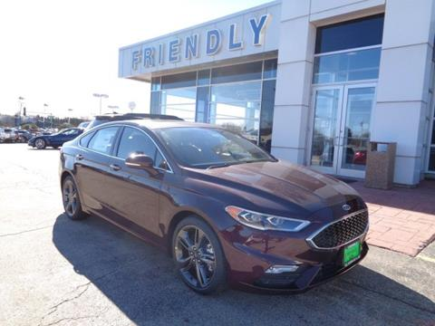 2017 Ford Fusion for sale in Roselle, IL