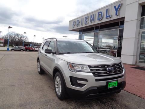 2017 Ford Explorer for sale in Roselle, IL