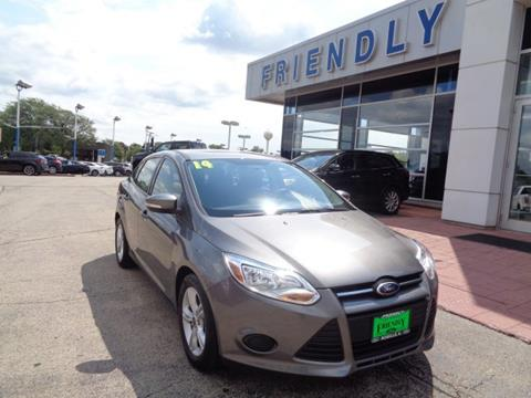 2014 Ford Focus for sale in Roselle IL