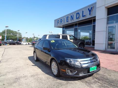 2010 Ford Fusion Hybrid for sale in Roselle IL