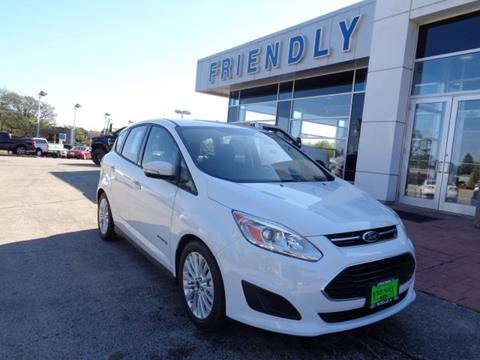 2017 Ford C-MAX Hybrid for sale in Roselle IL