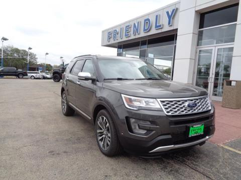 2017 Ford Explorer for sale in Roselle IL