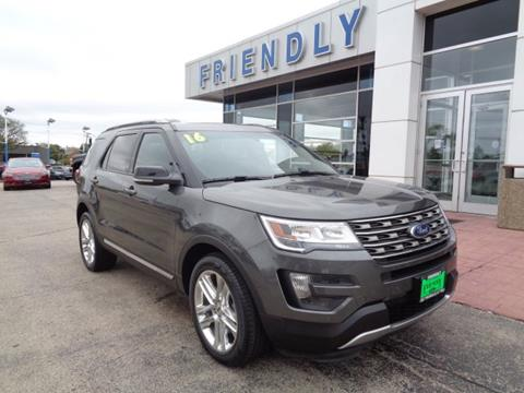 2016 Ford Explorer for sale in Roselle IL