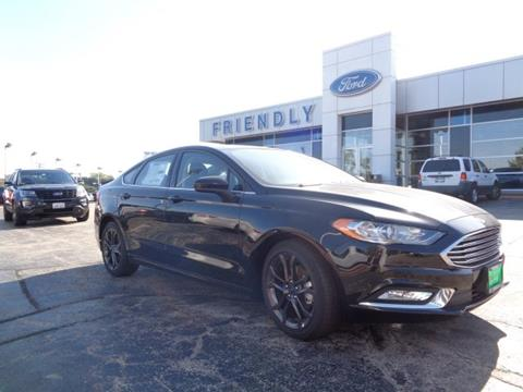 2018 Ford Fusion for sale in Roselle IL