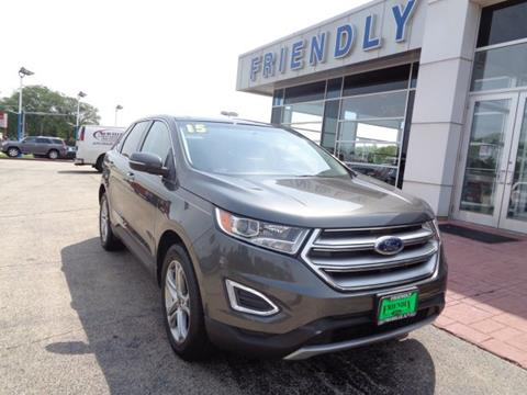 2015 Ford Edge for sale in Roselle IL