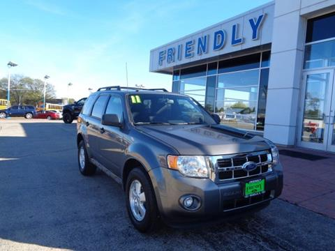 2011 Ford Escape for sale in Roselle IL