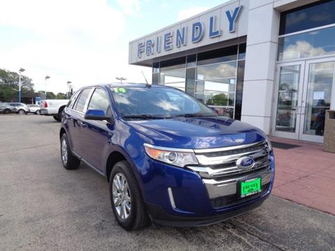 2014 Ford Edge for sale in Roselle IL