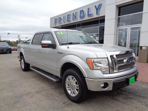 2012 Ford F-150 for sale in Roselle, IL