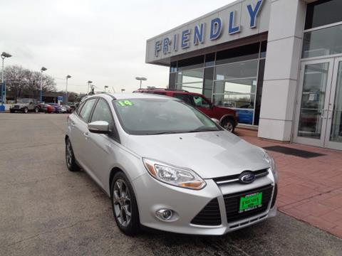2014 Ford Focus for sale in Roselle, IL