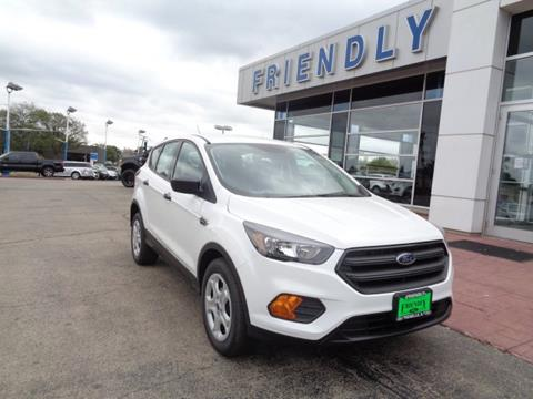 2018 Ford Escape for sale in Roselle, IL