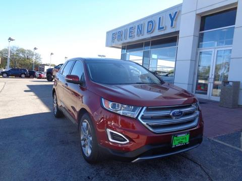 2017 Ford Edge for sale in Roselle, IL
