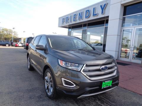 2017 Ford Edge for sale in Roselle IL
