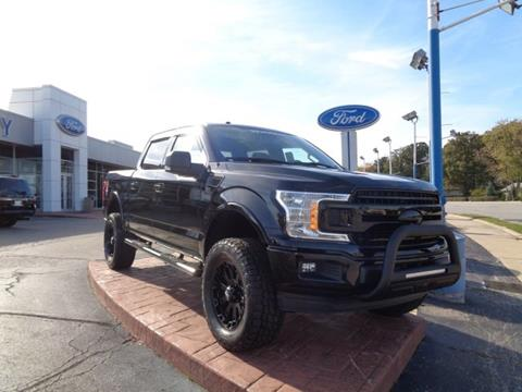 2018 Ford F-150 for sale in Roselle, IL