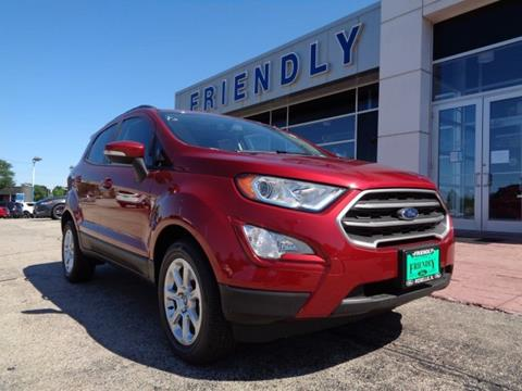2018 Ford EcoSport for sale in Roselle, IL