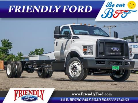 2019 Ford F-650 Super Duty for sale in Roselle, IL